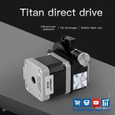 Genuine E3D Titan Extruder Kit 1.75mm für Creality CR-10 V2
