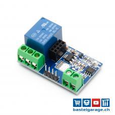 ESP-01 ESP8266 1-Kanal Relais Modul