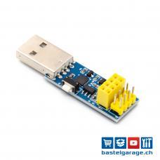 ESP-01 Link V1.0 Programmer CP2104