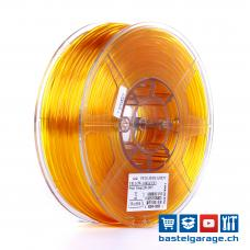 PETG Gelb Transparent Filament 1.75mm 1Kg eSun