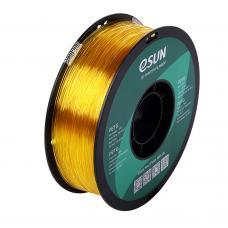 PETG Gelb Transparent Filament 1.75mm 1Kg eSun