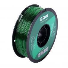 PETG Grün Transparent Filament 1.75mm 1Kg eSun