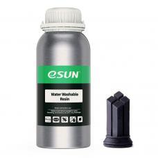 Resin Water Washable Schwarz 0.5Kg UV 405nm eSun