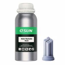 Resin Water Washable Grau 0.5Kg UV 405nm eSun