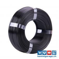 PLA+ Schwarz Refill Filament 1.75mm 1Kg eSun