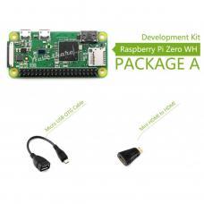 Raspberry Pi Zero WH Kit A Entwicklungskit