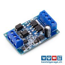10A 600W MOSFET Treiber 4-60V DC