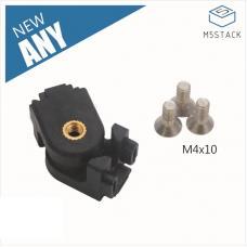 12 Stück beliebiger Winkelverbinder für 1515 Aluminiumprofil M5Stack