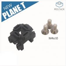 12 Stück T Winkelverbinder für 1515 Aluminiumprofil M5Stack