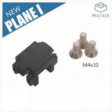 12 Stück I Verbinder für 1515 Aluminiumprofil M5Stack