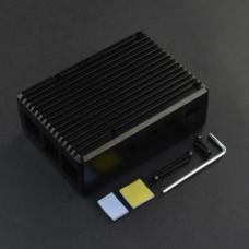 Raspberry Pi 4 Aluminium Gehäuse mit passiver Kühlung