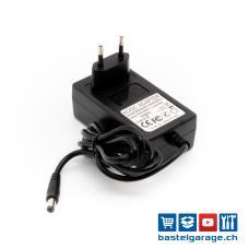 12V DC 4000mA Netzteil AC/DC-Adapter 5.5mm/2.1mm Stecker