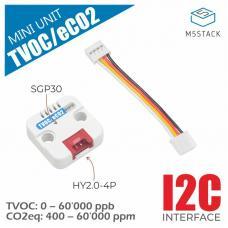 M5Stack TVOC/eCO2 Gas Sensor Unit SGP30