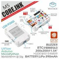 M5Stack ESP32 Core Ink Development Kit 1.54inch E-lnk Display