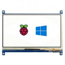 7inch Capacitive Touch Display LCD (C) 1024×600 HDMI