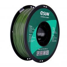 PLA+ Olive Grün Filament 1.75mm 1Kg eSun