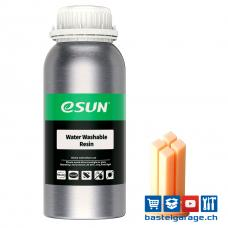 Resin Water Washable Hautfarbe 0.5Kg UV 405nm eSun