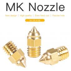 0.4mm Düse-Nozzle MK Messing CR-6 SE