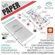 M5Paper ESP32 Entwicklungskit 960X540 4.7inch E-Ink-Display
