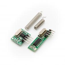 433MHz RF Funkmodul Set RX470-4 / WL102-341