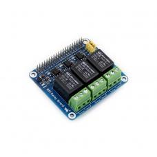 Raspberry Pi 3-Kanal Relais Modul Expansion Board