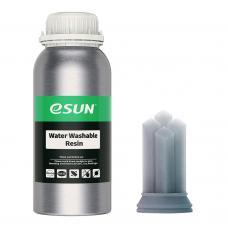Resin Water Washable Hellgrau 0.5Kg UV 405nm eSun