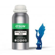 Resin Water Washable Blau 0.5Kg UV 405nm eSun