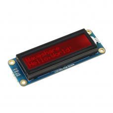 LCD1602 LCD-Display 16x2 I2C RGB Hintergrundbeleuchtung