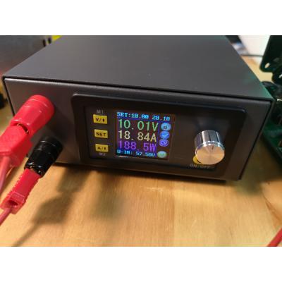 Teil 2 Eigenbau Labornetzteil mit DPS5020-USB-BT