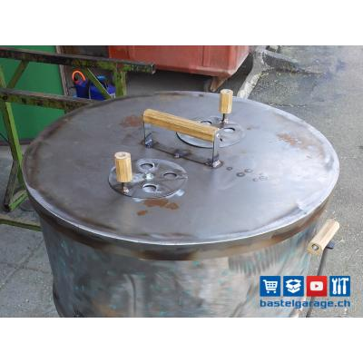 UDS – Ugly Drum Smoker Bauanleitung